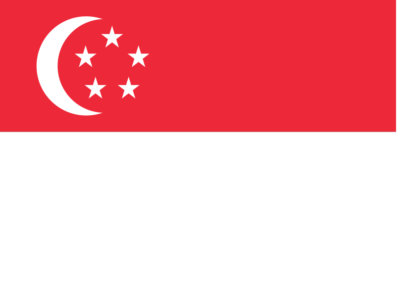 新加坡國旗 CC0